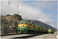 2005-06a Alaska (White Pass & Yukon Railroad)